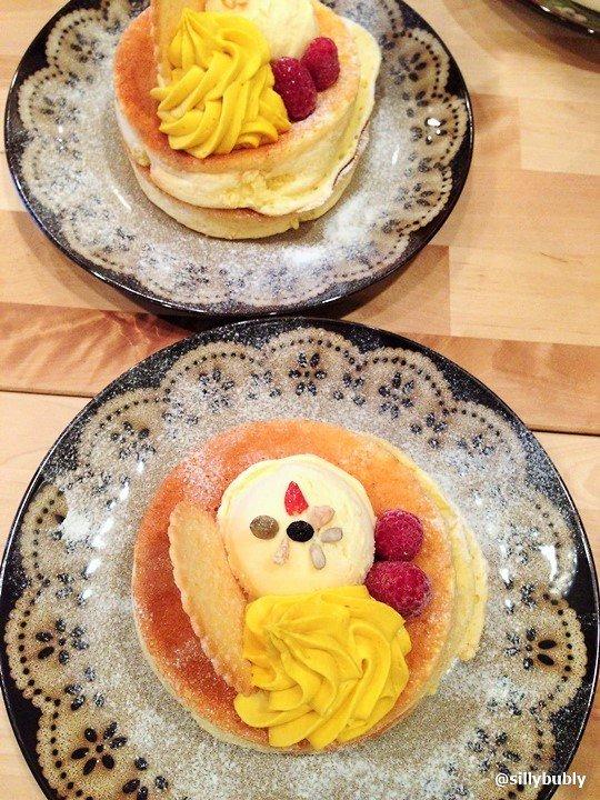 秋の味覚を京都で!紅葉とともに楽しみたいかぼちゃパンケーキ