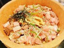 【六本木】1食で3回美味しい! 絶品海鮮ひつまぶしランチ