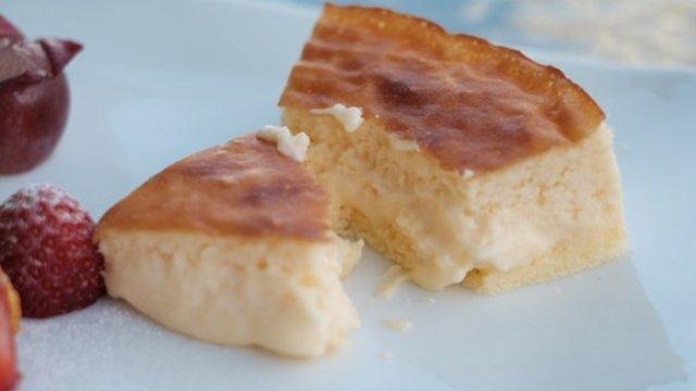 レアチーズ ケーキ 英語