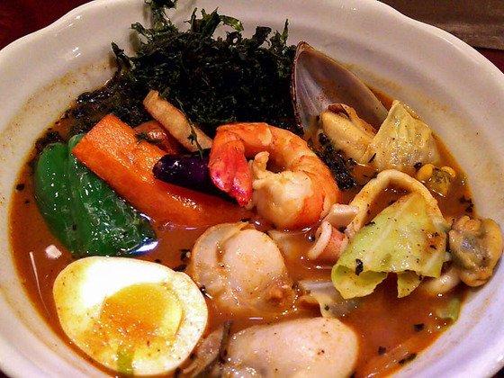 【エスパー・イトウ】一度聞いたら忘れない!札幌の人気スープカレーの店