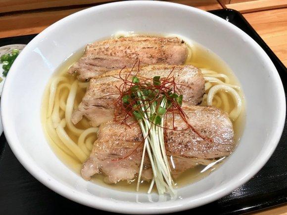 天然煮干し出汁が旨い!うどん好きの福岡人を虜にする人気のうどん屋さん