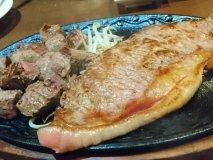 ステーキ食べ放題にとろけるレバー!横浜で押えておきたい肉料理が旨い店