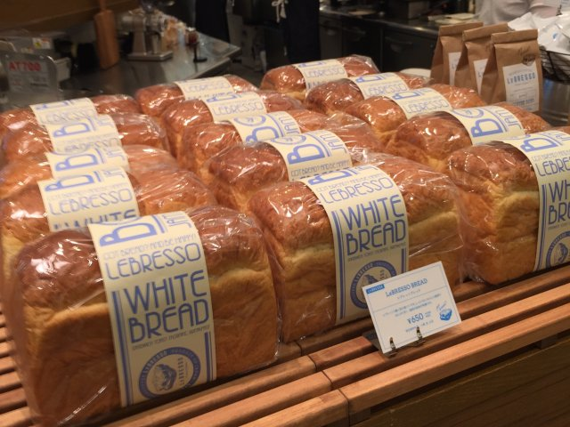大人気の食パン専門店!「レブレッソ」2号店がグランフロント大阪に進出