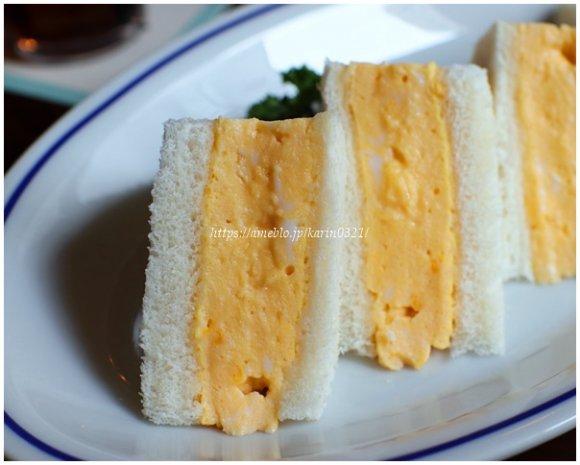 いちごサンドは季節限定!玉子サンドも美味しい恵比寿の通いたくなるお店