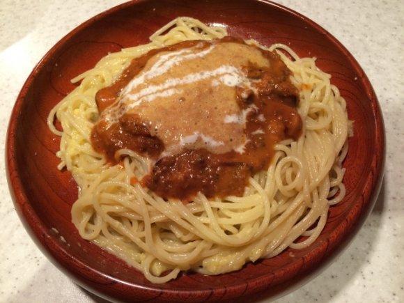 和風にアレンジした多彩なスパゲッティが旨い「ハシヤ」@新宿