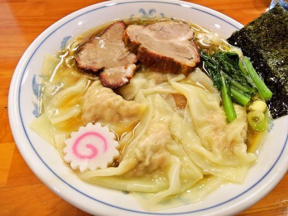 濃厚豚骨魚介からの脱皮!「麺まる井@静岡県清水町」