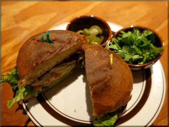 土曜限定!ブルックリンダイナー中目黒でハンバーガー提供開始