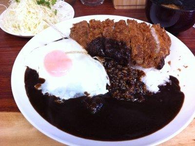 【東京】個性が光る激旨カツカレー!カレーマニアが厳選する珠玉の7皿