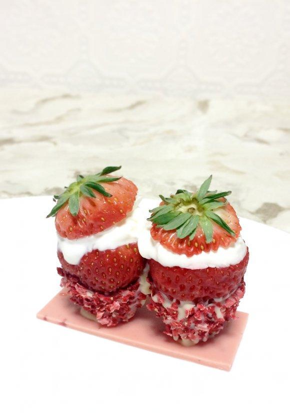 苺の良さをまるごと!グランドハイアット東京で苺のスイーツを