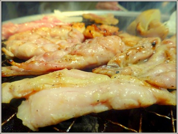 【くまみちゃん】炭火焼肉が60分980円で食べ放題!予約必須な人気店