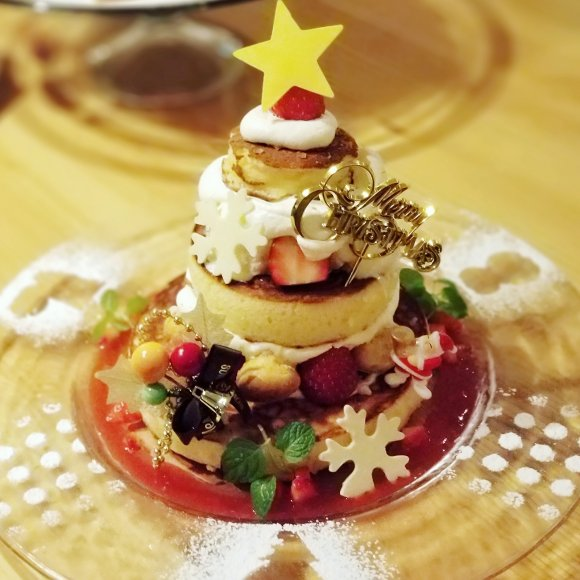 連休にオススメ!日本一パンケーキを食べる男が選ぶクリスマス限定7選