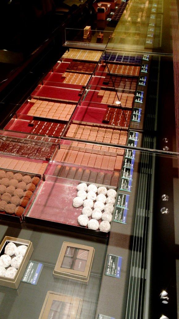 日本ではここだけ!ジャンポールエヴァンのチョコレートBAR