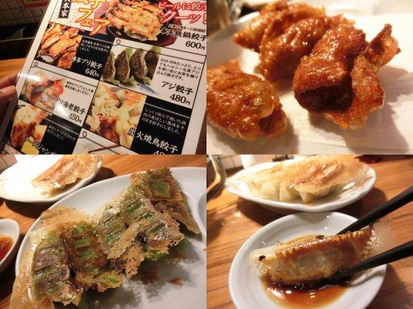 福岡観光にも必見!天神・博多界隈で餃子と麺の組み合わせがバリ旨い4軒