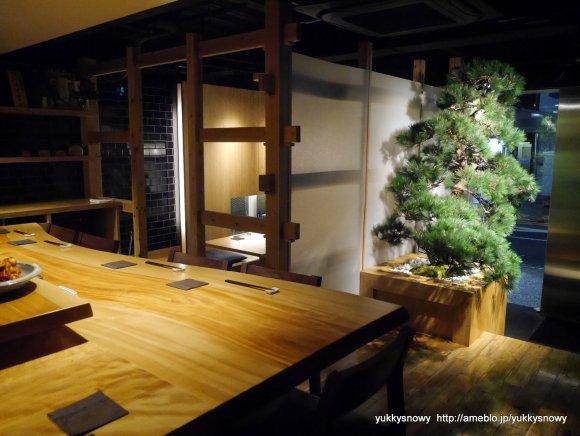 特別な日にも使いたい!気の利いた料理で「並の上」をめざす和食居酒屋