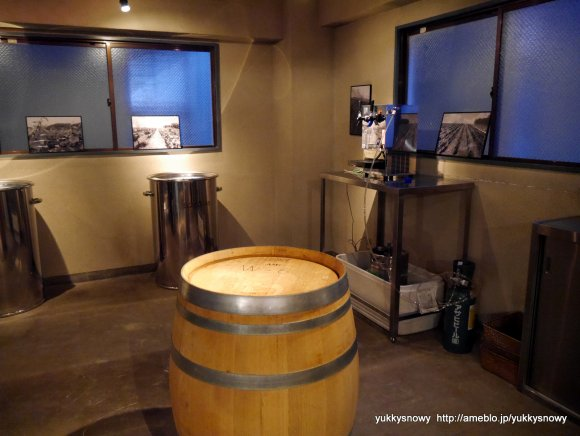 貴重な樽詰め生ワインも!清澄白河のワイナリーレストラン