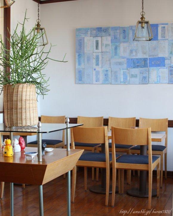 横浜の景色が見渡せる老舗喫茶店でモーニング&季節のパフェ♪