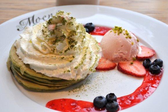 【原宿】キラウェア火山!?モエナカフェの日本限定パンケーキ