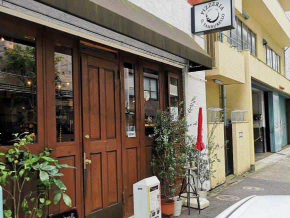 本格的なナポリピッツァランチが1000円!人形町でピッツァの旨い店