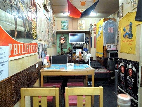 朝6時まで飲める!本場のフィリピン料理が「安くて旨い」下町の居酒屋