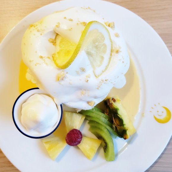 人気パンケーキ店『茶香』から登場!6月限定の爽やかふわふわパンケーキ