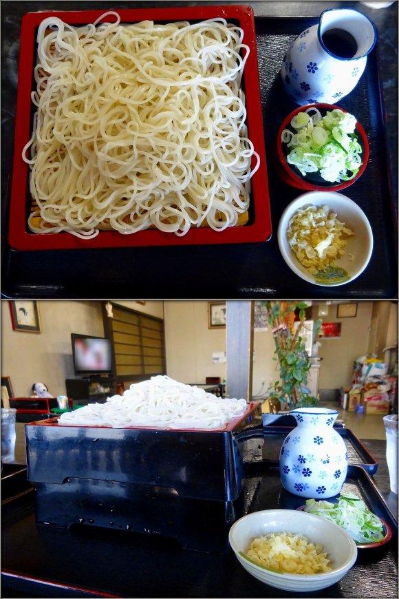 【無限そば】1,050円でもりそば食べ放題!地元で愛される大衆蕎麦屋