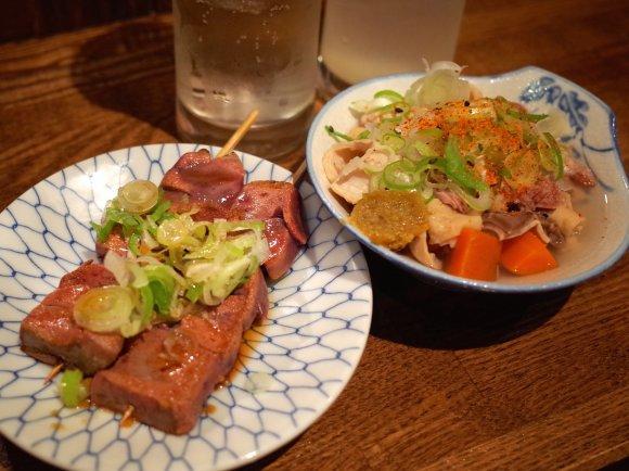 デートで行きたい!料理のセンスが抜群の東京のやきとん屋4選