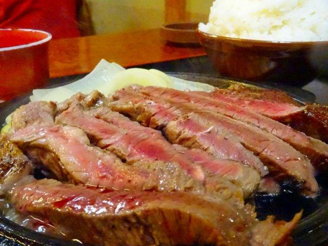 がっつりステーキにオムライス!札幌市内で堪能できる激旨デカ盛りグルメ