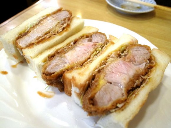 手軽に肉補給!都内で一度は食べておきたい個性豊かなカツサンド
