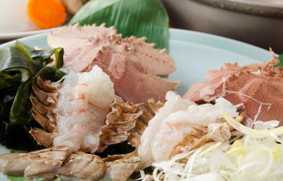 国内産天然活伊勢海老に桜鯛!お得に鮮魚を堪能できる浅草の老舗魚料理店
