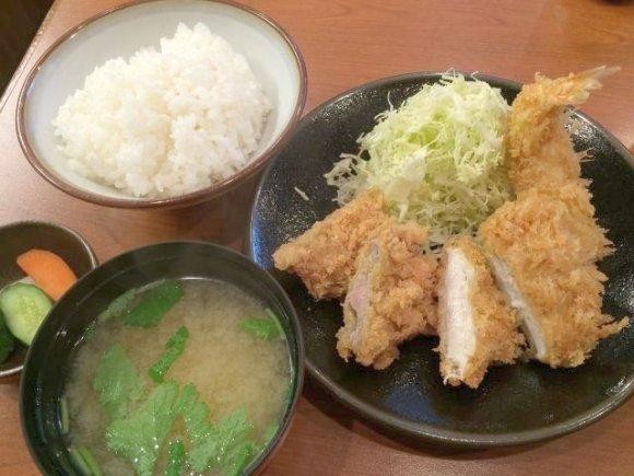選べる幸せ!3種のフライが楽しめる「揚物 ささお」@新宿