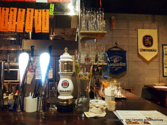 クラフトビールの種類も豊富!新橋ではしごしたいビアバー3選