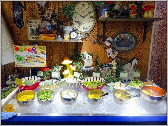 50種類以上のスイーツ食べ放題!童話の世界で楽しむスイーツビュッフェ