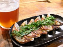 肉汁溢れる餃子とビールはやっぱり相性抜群!種類豊富な餃子とビールの店