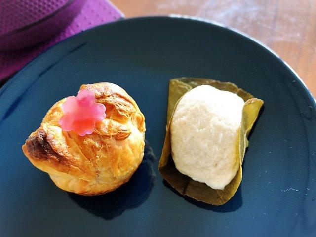 今が旬!外はパリパリ、中はもっちりの毎年食べたくなる「桜餅パイ」