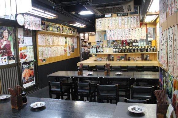 昭和52年創業の老舗!安くて美味い手作り料理が揃う、中目黒の大衆割烹