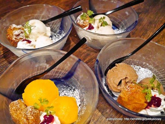 あのブルーシールアイスも!70種からオーダーできる沖縄料理食べ放題