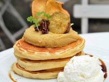 お芋好き必見!25日まで限定・表参道の人気店のバターミルクパンケーキ