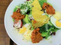 昼から野菜たっぷり!気分も満たす恵比寿サラダランチ4種♪
