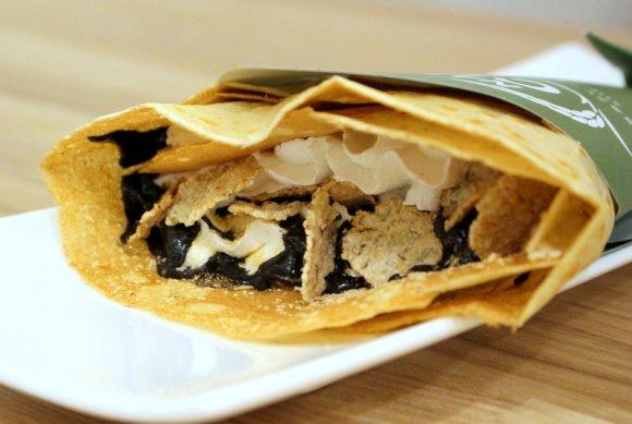 【新店】人気クレープ屋さんが無添加パンケーキ開始!@下北沢