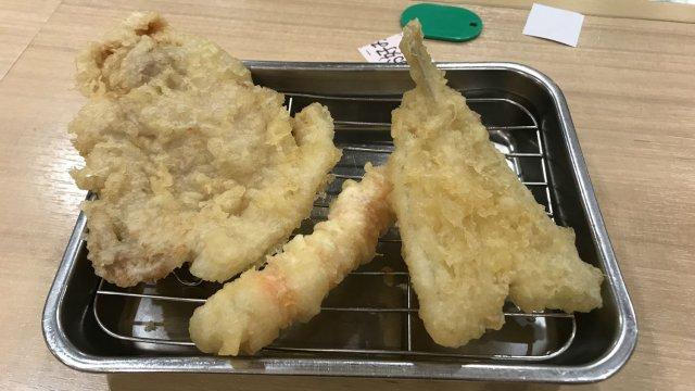 福岡の高コスパグルメの代表格!全て揚げたてで味わう天ぷらの『ひらお』