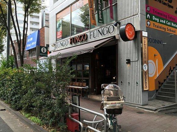 ビュッフェ付でたった千円!大人気ランチを新宿のお洒落な店で