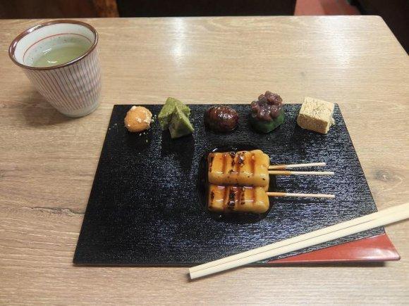 【京都】お花見時に最適♪桜スポット近く絶品団子のお店5選☆