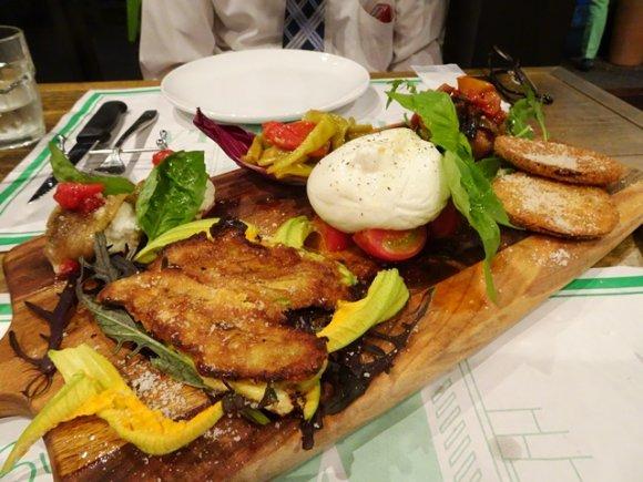 新鮮野菜をたっぷりと!軽井沢だから実現できたナポリピッツァの名店