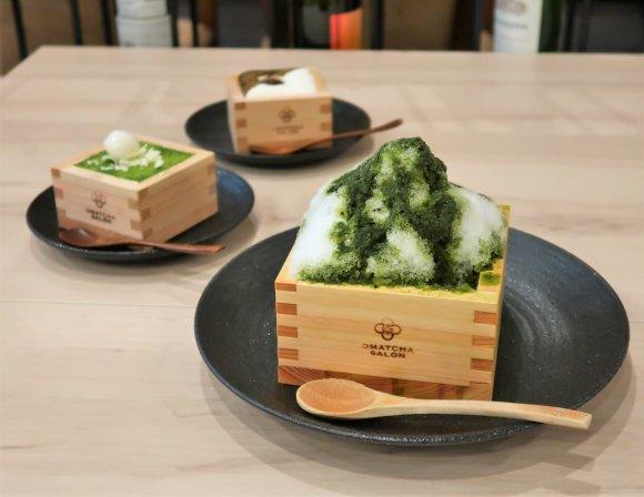 京都宇治の老舗『北川半兵衛商店』の香り高い抹茶を使った宇治抹茶専門店