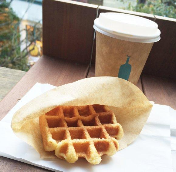 コーヒーだけじゃない!専門店の外せないスイーツ3選@表参道