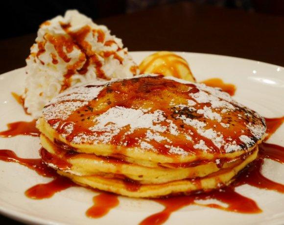 パンケーキマニアがずっと通い続ける「食べ歩きの原点となったお店」3選