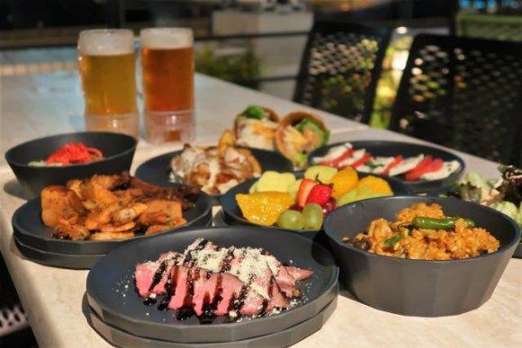 お料理もリッチで大満足!大阪のホテルで楽しめる「ビアガーデン」3選