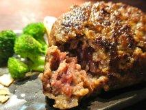 肉汁滴るステーキにハンバーグ!鉄板焼黒毛和牛ランチ@六本木
