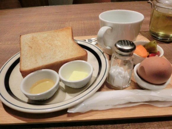 【池袋】パン好き必見!珈琲専門店でいただくこだわりトースト