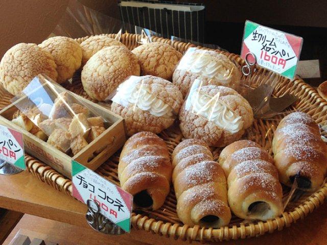 ハード系からソフト系まで!誰もが楽しめる種類豊富なパン屋